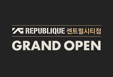 YG REPUBLICQUE OPEN
